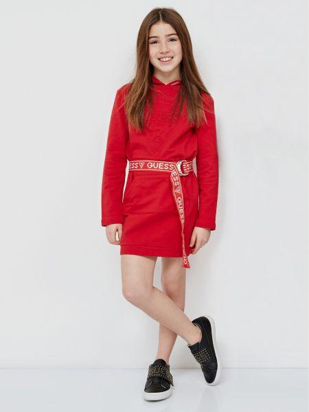 Imagen principal de producto de Vestido Con Capucha - Guess