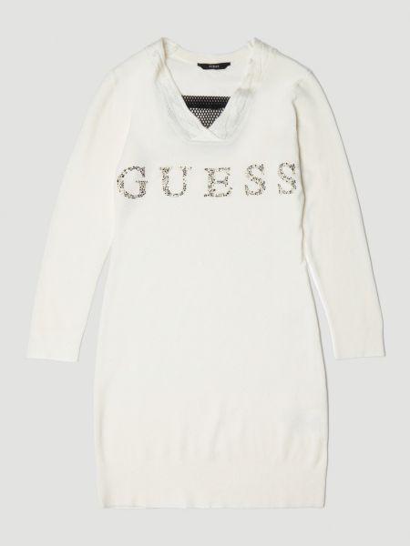 Imagen principal de producto de Vestido Logo Aplicaciones - Guess