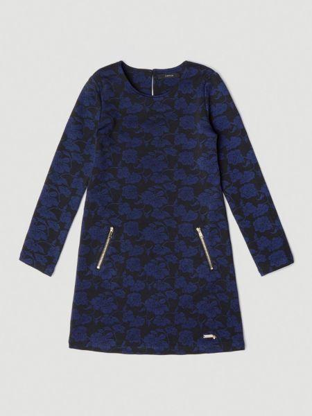 Imagen principal de producto de Vestido Con Estampado De Flores - Guess