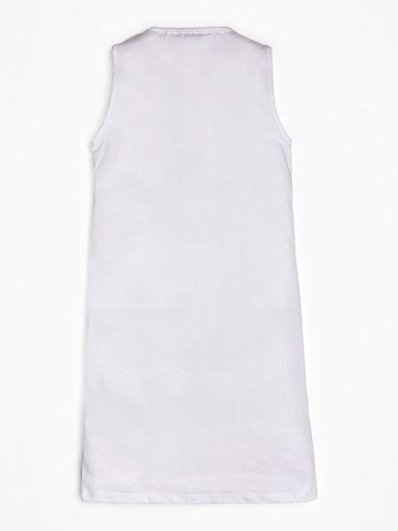 Guess - Kleid Print Logo Vorn - 2