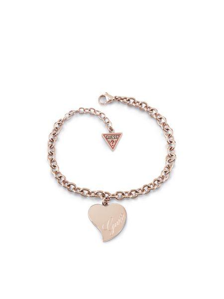 Imagen principal de producto de Pulsera Guess Love Corazón - Guess