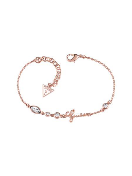 Bracelet shiny plaqué or rose