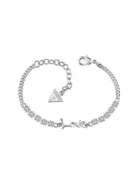 Bracelet love plaquage argent