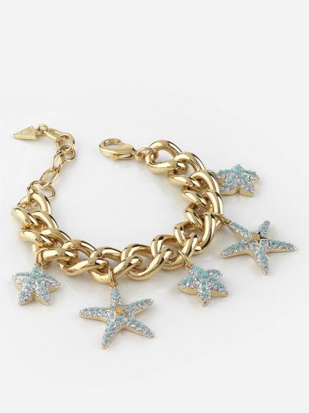 Armband Starfish | Schmuck > Armbänder > Sonstige Armbänder | Goldenfarbe | Guess