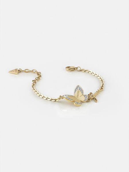Armband Love Butterfly | Schmuck > Armbänder > Sonstige Armbänder | Goldenfarbe | Guess
