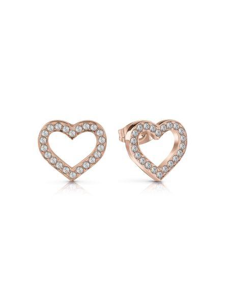 Imagen principal de producto de Pendientes Shine On Me Corazón - Guess