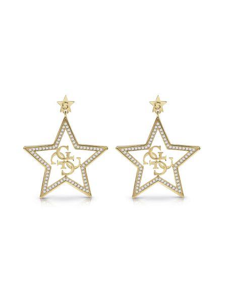 Imagen principal de producto de Pendientes Colgantes Estrella - Guess
