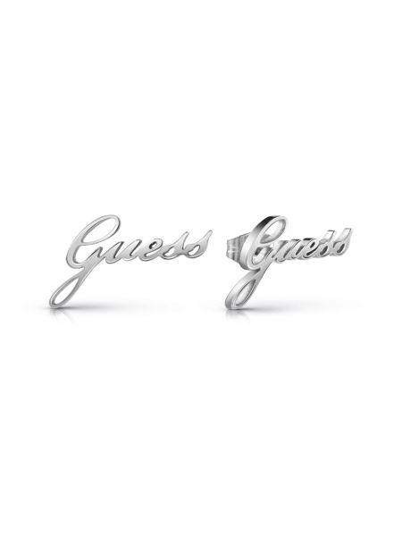 Imagen principal de producto de Pendientes Never Without Logo - Guess