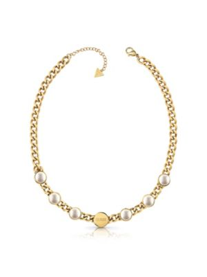 Collana Guess Pearls