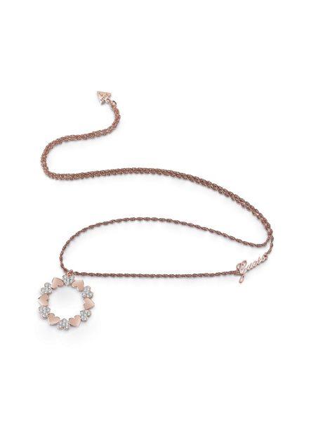 Imagen principal de producto de Collar Colgante Heart Bouquet - Guess