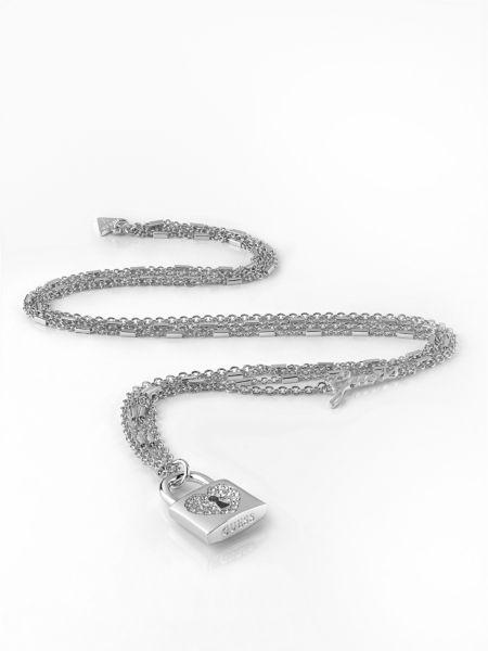 Guess - Collar Heart Lock - 2