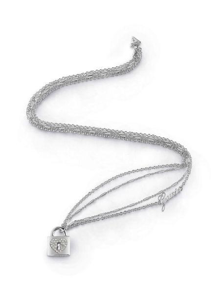Imagen principal de producto de Collar Heart Lock - Guess
