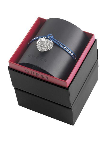 My heart in a box blue cord crush bracelet box set.