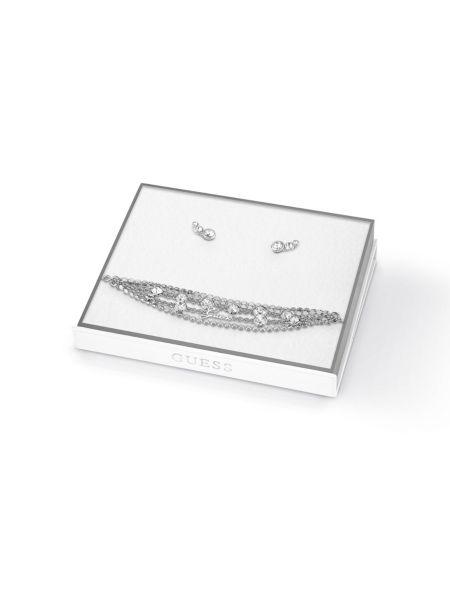 Box Set Crystal Beauty Bracciale Orecchini