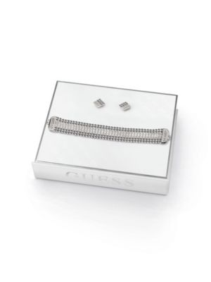 Box Set Midnight Glam Bracciale Orecchini