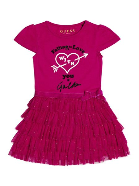 Kleid Rock Volants - Guess