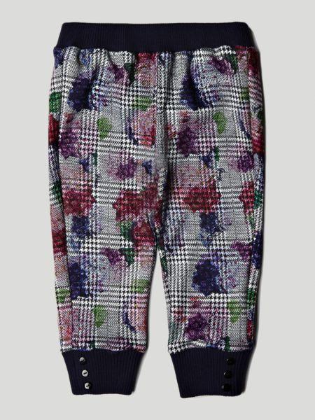 Imagen principal de producto de Pantalón Estampado Tartán Manchas - Guess