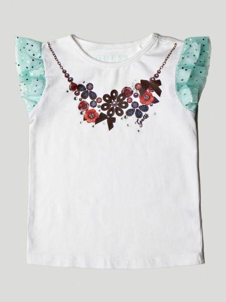 Imagen principal de producto de Camiseta Estampado Collar - Guess