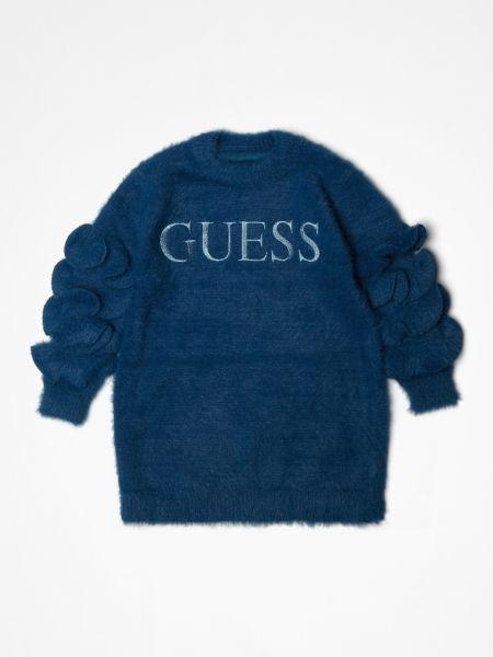 Imagen principal de producto de Vestido Peluche Sintético - Guess
