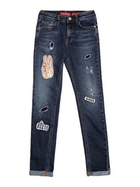 Jeans Skinny Applicazioni
