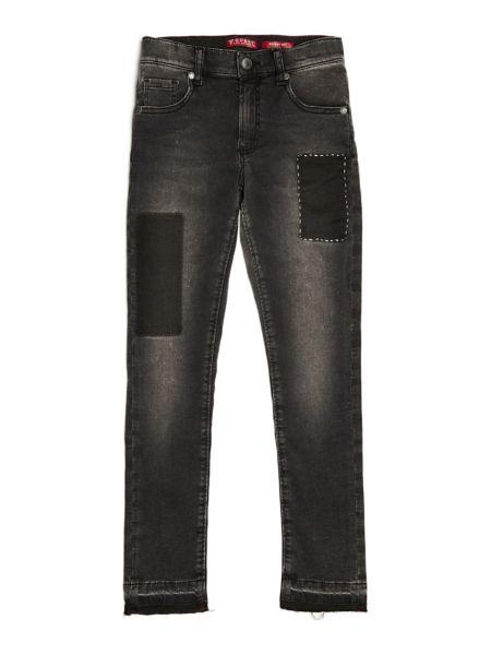 Jeans Dettagli Toppe
