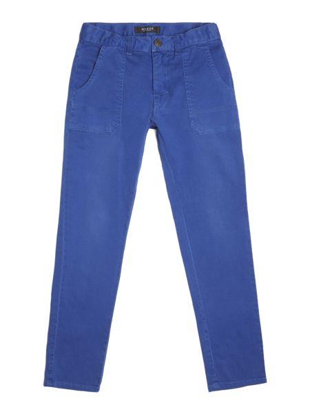 Imagen principal de producto de Pantalón De Algodón Elástico - Guess