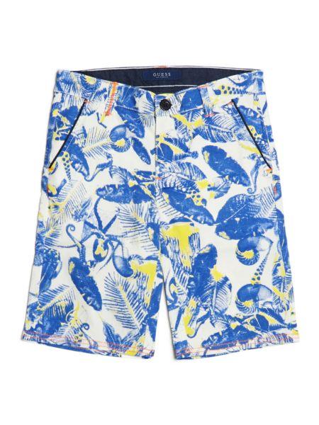Imagen principal de producto de Shorts Modelo Chinos Estampado - Guess
