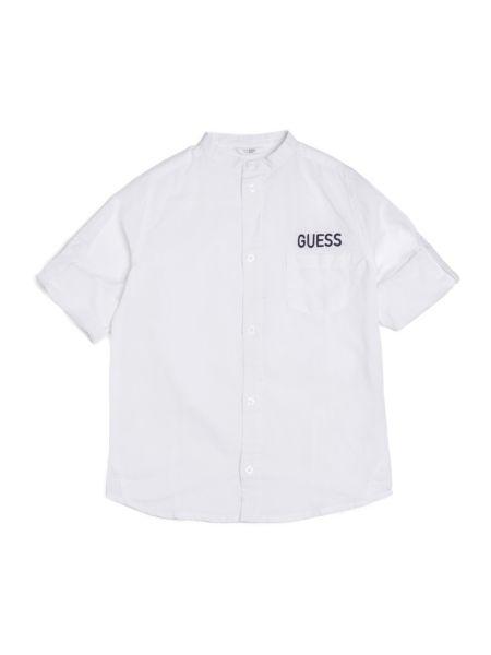 Camicia Collo Alla Coreana Logo