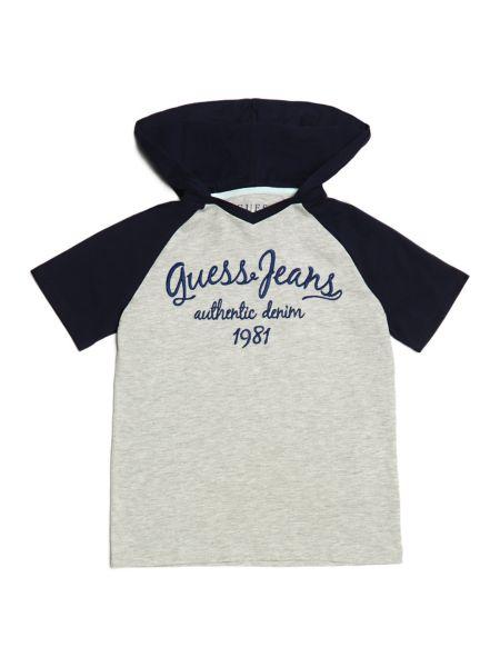 Imagen principal de producto de Camiseta Con Capucha - Guess