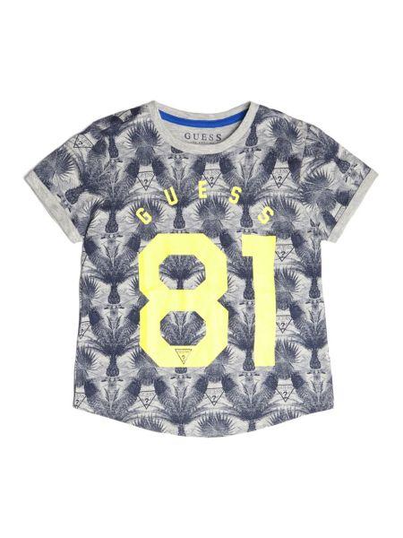 Imagen principal de producto de Camiseta Estampado Fantasía Logo - Guess