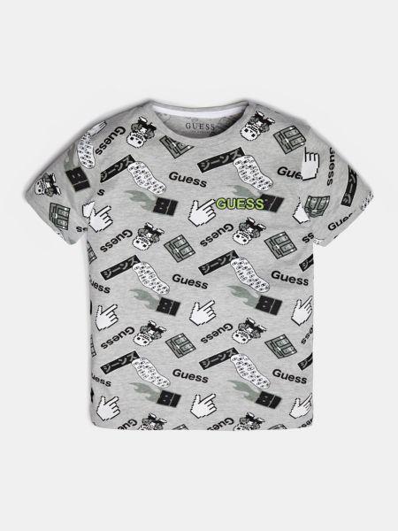 Imagen principal de producto de Camiseta Motivo Fantasía - Guess