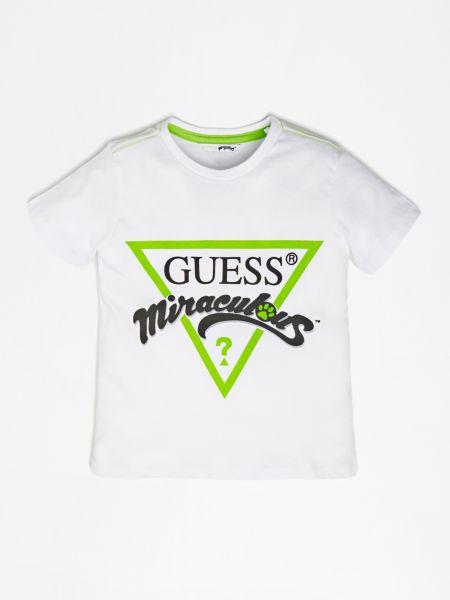 Imagen principal de producto de Camiseta Logo Triángulo Miraculous - Guess