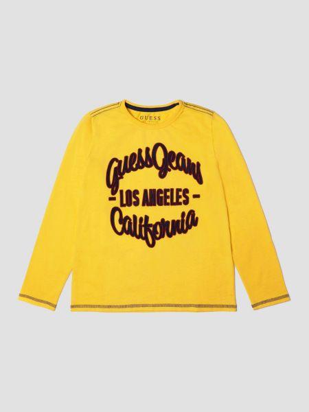 Imagen principal de producto de Camiseta Estampado Frontal - Guess