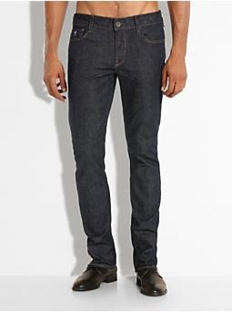 Skinny Rinsed Jeans