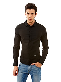 Classic Cotton Stretch Shirt
