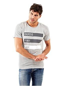 1981 Lax mixed cotton t-shirt