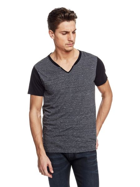 T shirt bicolore