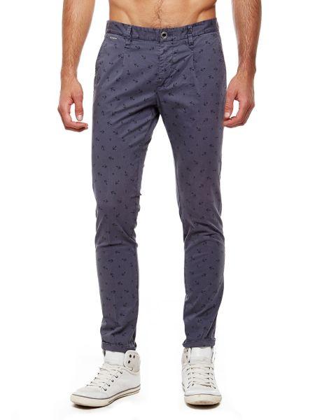 Pantalon super skinny avec imprimé