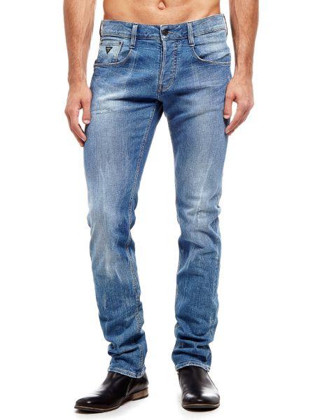 Jean slim modèle 5 poches