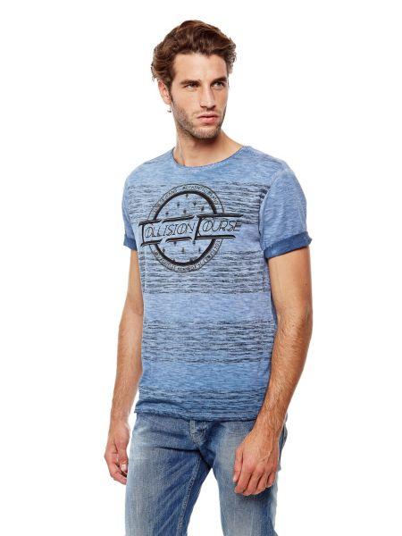 T shirt avec inscription