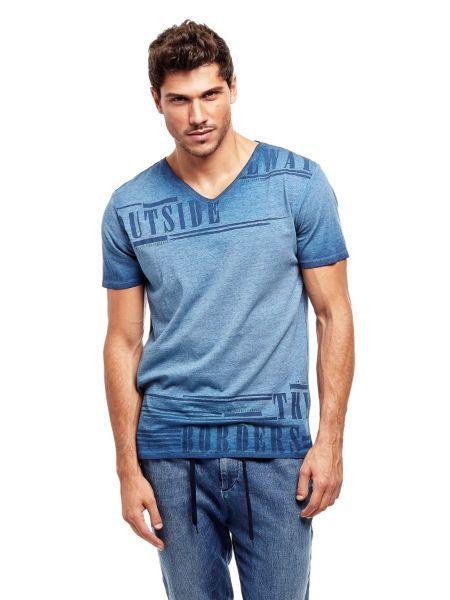T shirt avec col en v