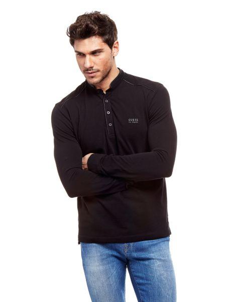 T shirt en coton avec boutons