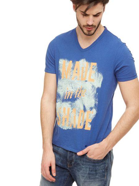 T shirt message
