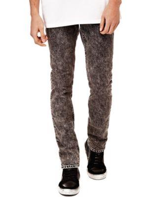 Jeans Skinny Acid-Wash