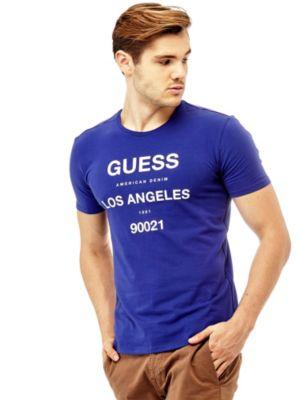 T-Shirt Slim Stampa