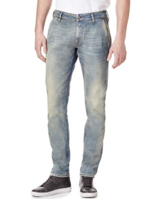 Jeans Effetto Used