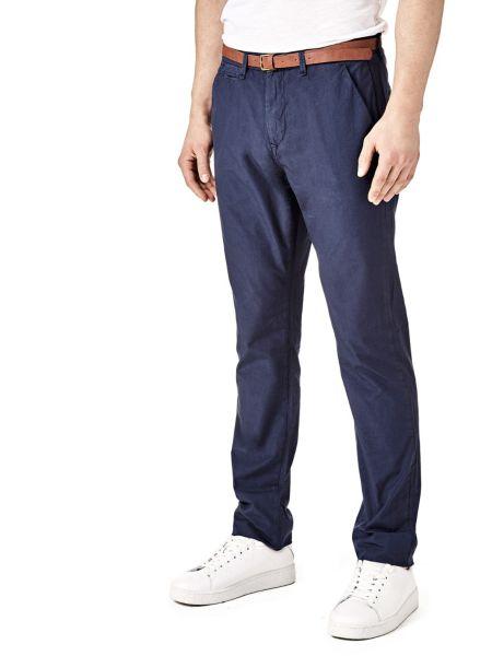 Imagen principal de producto de Pantalón Slim Cinturón - Guess