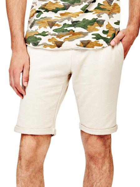 Imagen principal de producto de Shorts De Felpa De Algodón - Guess