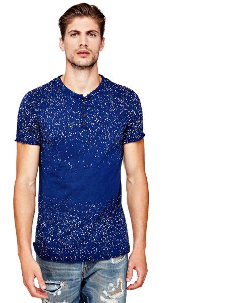 T-Shirt Bottoni Micro Motivo