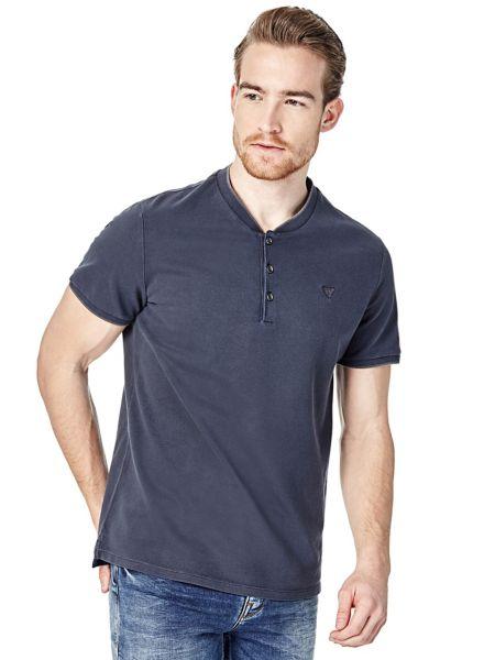 Imagen principal de producto de Camiseta Botones Frontales - Guess